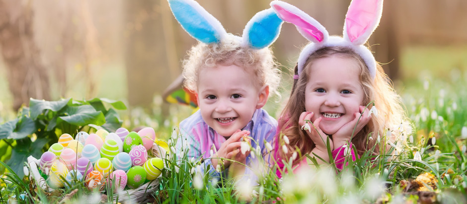 10 Fun activities to do with your Grandchildren for the Easter Holiday
