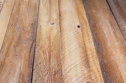 Reclaimed brown board