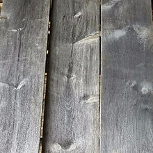 New barn wood siding