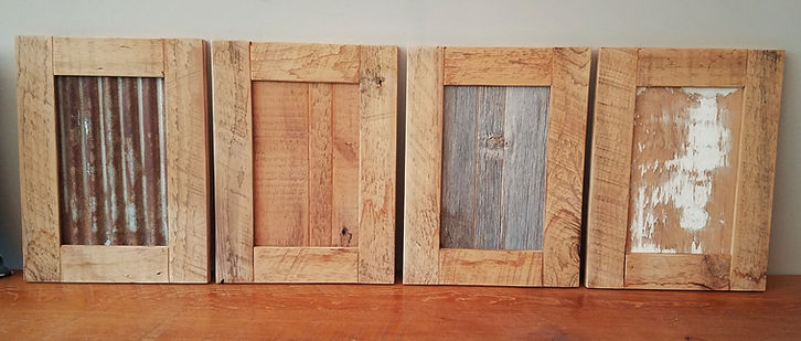Reclaimed barn wood unfinished