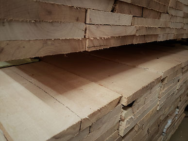 Reclaimed resawn lumber