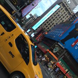 Times Square Cab, IMG 7826