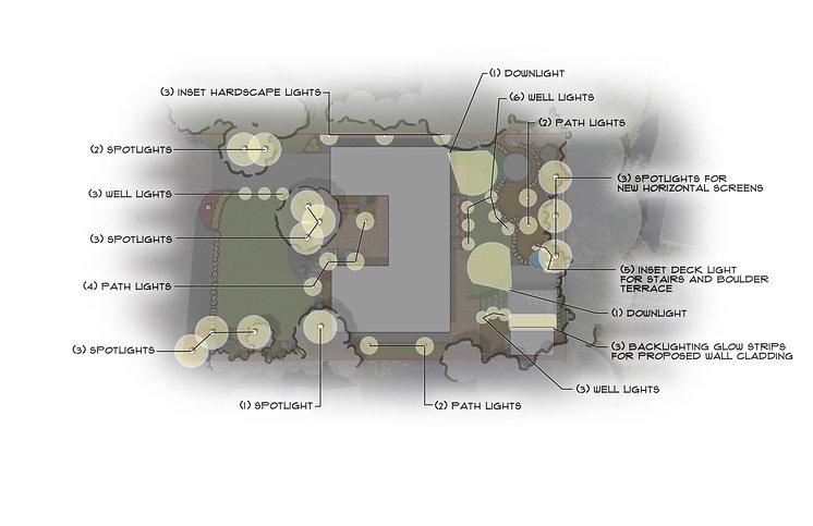 hall plan view c1 lighting plan 4.21.202