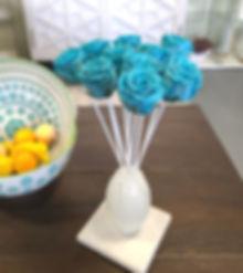 Jewel Blue Flower Reed Diffuser.jpg