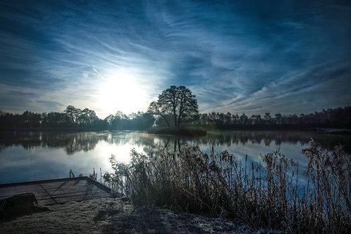 Dearnford Winter Sunrise