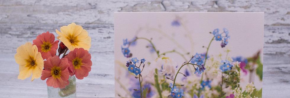 Spring Flower Tangle
