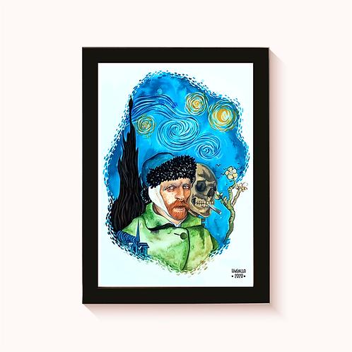 Tributo à Van Gogh