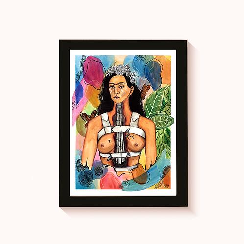 Anatomia de Frida