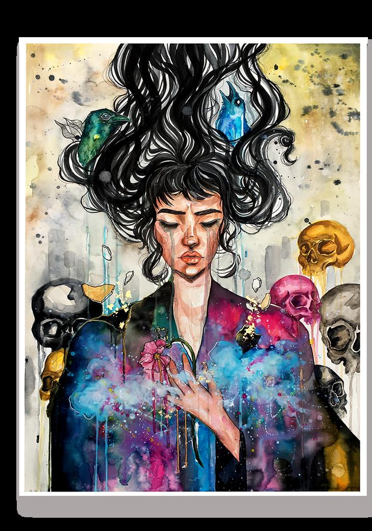 Sombras - Por Huíolla Ribeiro
