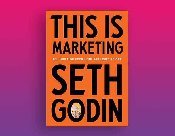 This is Marketing | Seth Godin