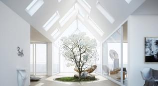 Stunning skylights