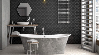 Bathroom tiles we love