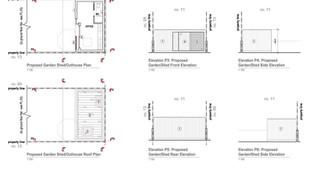 Garden room planning approval