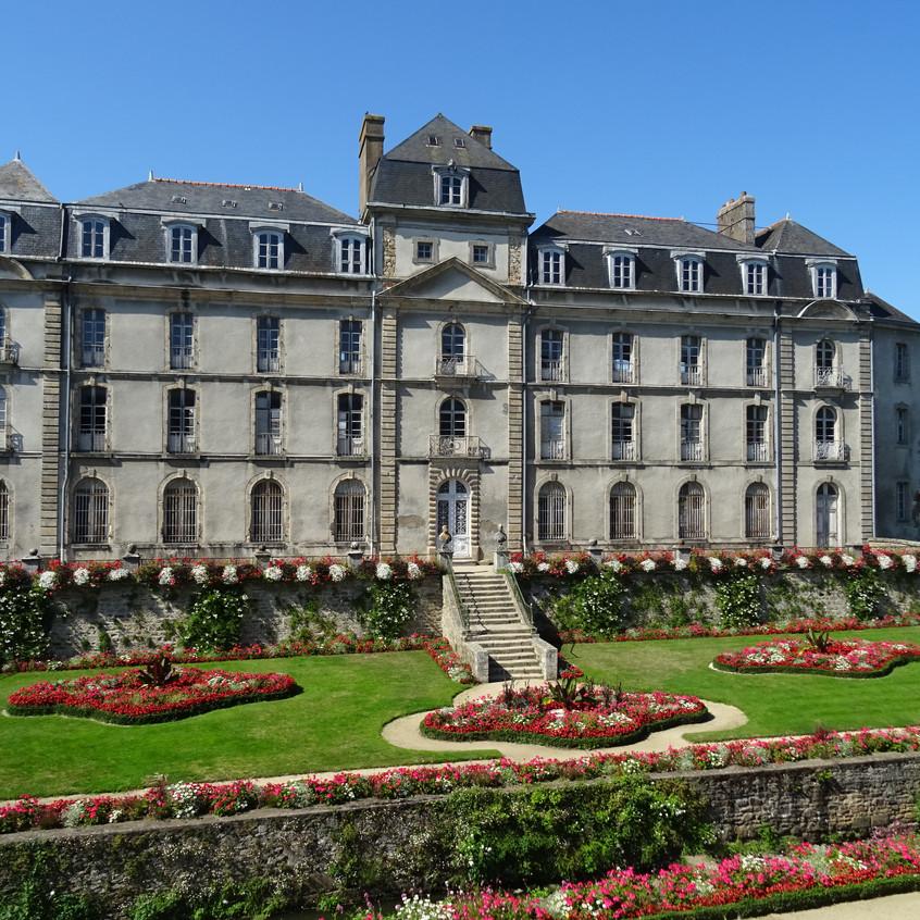 VANNES_Château_de_l'Hermine
