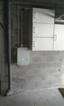 SEBELEC CUSY-Installation de borne de recharge pour TESLAélectrique
