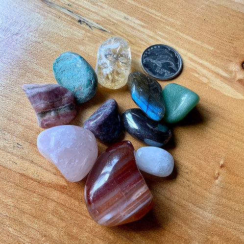 Gift/Variety tumbled bundle #1