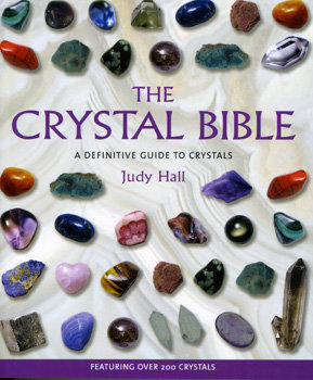 Crystal Bible by Judy Hall