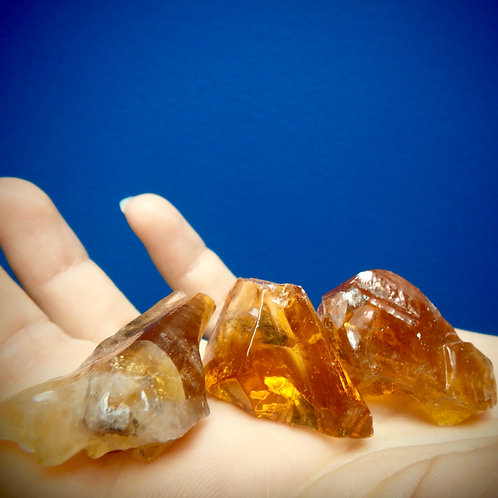 Honey Calcite (dark)