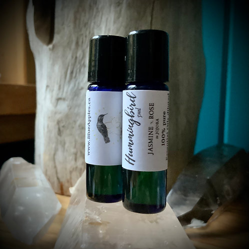 Hummingbird blend 5ml - JASMINE ROSE