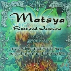 "ROSE JASMINE ""Matsya"" incense FREE SHIPPING"