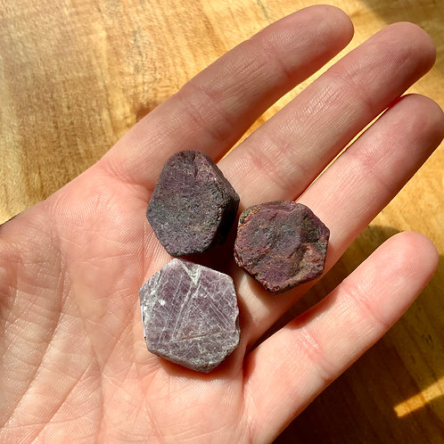 Raw Ruby small hex