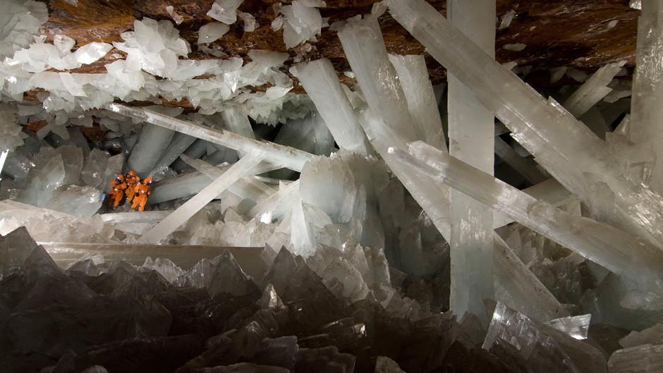 Naica Selenite Caves
