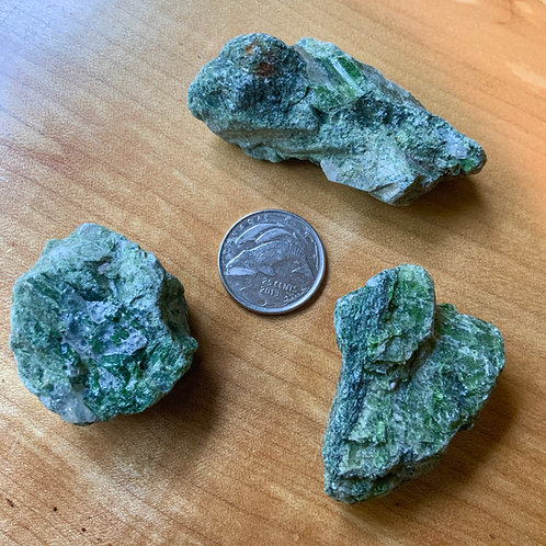 Diopside raw