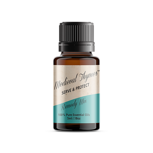Medieval Thymes 5ml pure remedy mix
