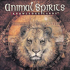 Animal Spirits Knowledge Cards by Susan Seddon Boulet