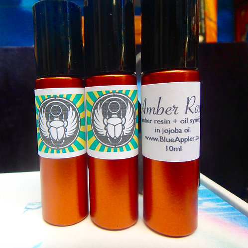 Amber Rays 10ml Roll-On blend