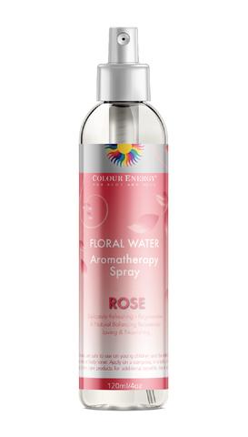 Rose Floral Water (hydrosol) 30ml