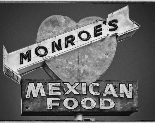 Monroes Mexican Food - Albequrque, NM