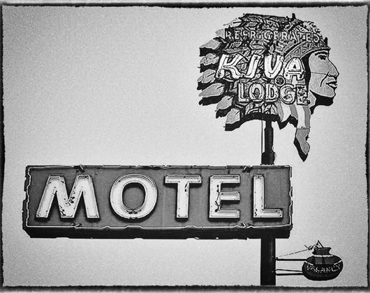 Kiva Motel - Mesa AZ