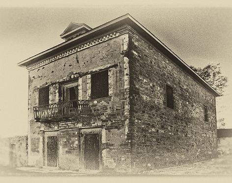 """Ghost Dwelling 03"" - 2016 - Roma, Texas"