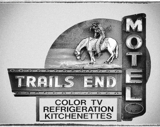 Trails End Motel - Phoenix, AZ