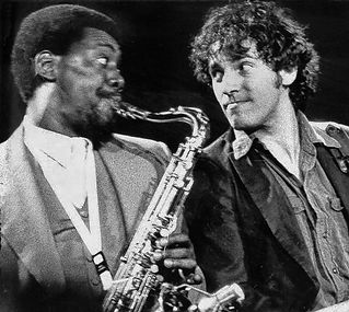 Bruce & Clarence