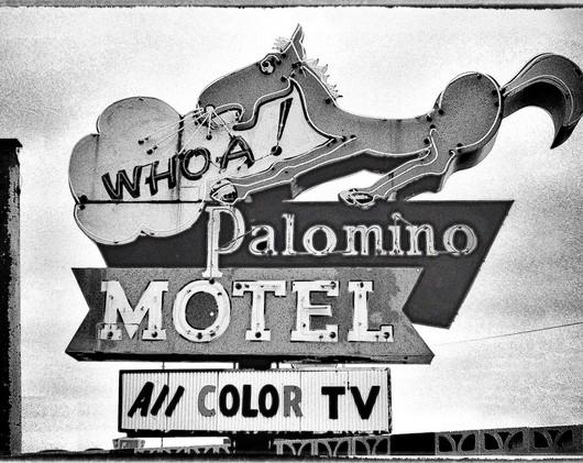 Palimino Motel - New Mexico