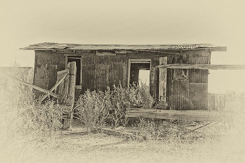 """Ghost House 02"" - 2016 - South West New Mexico"