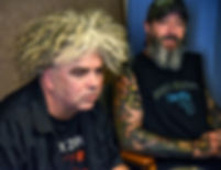 Buzz Osborne and Jeff Pinkus - Melvyns.j