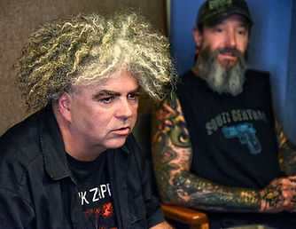 Buzz Osborne and Jeff Pinkus - Melvyns.j