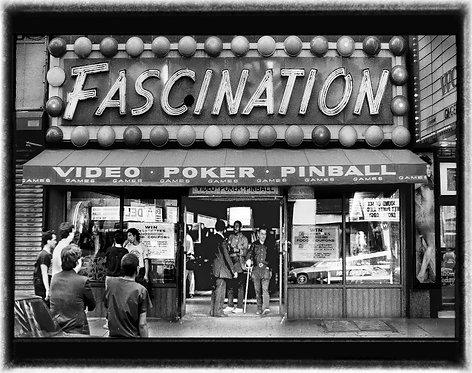 """Fascination"" - 1987 - Eighth Avenue, NYC, NY"
