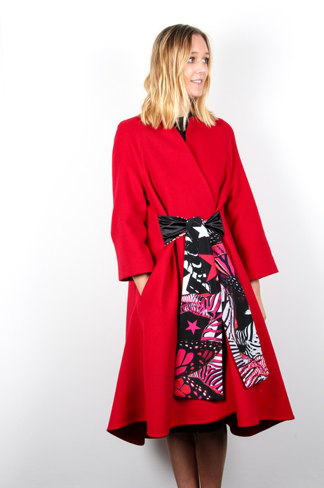 Red-Cashmere-Swing-Coat-Multiway-sash-At