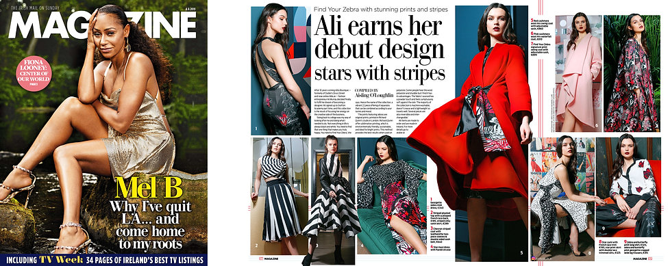 ATALIER Mail On Sunday Atalier Issue Aug