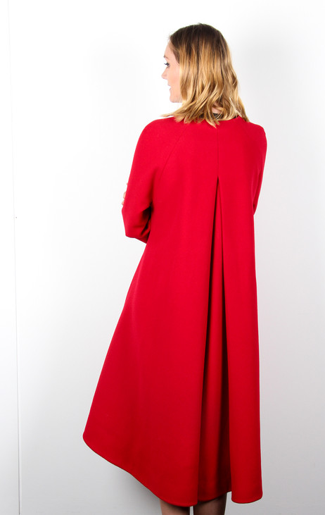 Red-Cashmere-Swing-Coat-sash-Atalier-bac