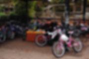 Sustrans Dr Bike at Schools