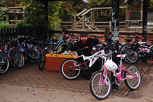 Sustrans Dr Bike at Schools