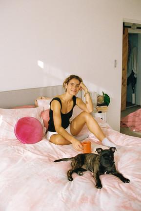 #InBedWith: Hatrik House Creative Director Sophia Athas