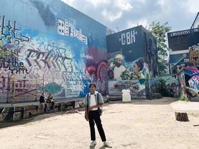 BERLIN WITH KARVESH PILLAI