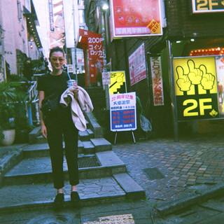 TOKYO & KYOTO WITH MADDY BUDD