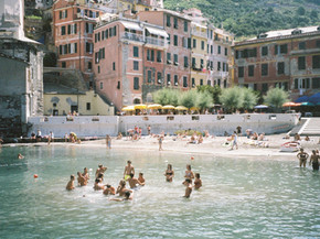 CINQUE TERRE WITH KAT VAN CAMP AND MAD WOON